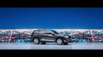 2019 Acura RDX TV Spot, 'Designed for Where You Drive: City' [T2]