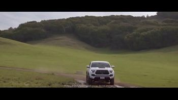 Toyota Tacoma TV Spot, 'The Secret of the Game' Featuring Willie Mays [T2] - Thumbnail 2