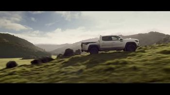 Toyota Tacoma TV Spot, 'The Secret of the Game' Featuring Willie Mays [T2] - Thumbnail 3