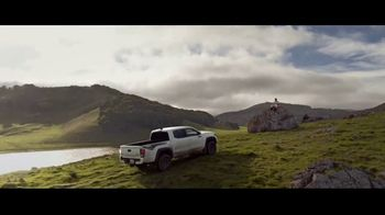 Toyota Tacoma TV Spot, 'The Secret of the Game' Featuring Willie Mays [T2] - Thumbnail 4
