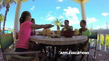 Apple Vacations TV Spot, 'Summer Fun: Tulum Resort & Spa' - Thumbnail 4