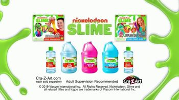 Nickelodeon Slime TV Spot, 'Perfect Slime Every Time: Activity Kits' - Thumbnail 9
