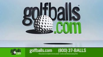 Golfballs.com AlignXL TV Spot, 'Tour-Proven Golf Ball Alignment Aid with Your Customization' - Thumbnail 5