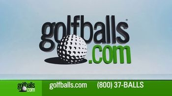 Golfballs.com AlignXL TV Spot, 'Tour-Proven Golf Ball Alignment Aid with Your Customization' - Thumbnail 1