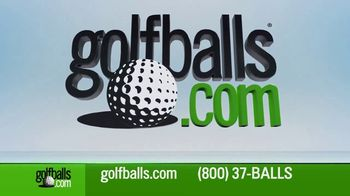 Golfballs.com AlignXL TV Spot, 'Tour-Proven Golf Ball Alignment Aid with Your Customization'