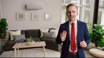 Mitsubishi Electric TV Spot, 'Infinite Rooms Infinite Solutions' - Thumbnail 2
