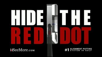 SeeMore Putter Company TV Spot, 'Hide the Red Dot' - Thumbnail 9
