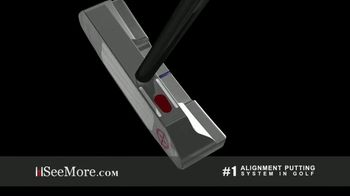 SeeMore Putter Company TV Spot, 'Hide the Red Dot' - Thumbnail 6