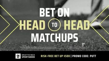 DraftKings Sportsbook TV Spot, 'Augusta, GA Golf Major' - Thumbnail 6