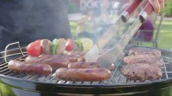Johnsonville Sizzling Sausage Grill TV Spot, 'All the Time Everywhere' - Thumbnail 1