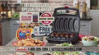 Johnsonville Sizzling Sausage Grill TV Spot, 'All the Time Everywhere' - Thumbnail 10