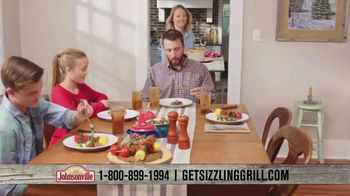 Johnsonville Sizzling Sausage Grill TV Spot, 'All the Time Everywhere' - Thumbnail 6