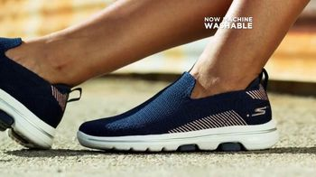 SKECHERS GOwalk 5 TV Spot, 'Advanced Walking Shoes'