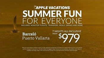 Apple Vacations TV Spot, 'Summer Fun: Puerto Vallarta' - Thumbnail 9