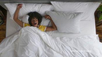 Brooklinen TV Spot, 'No Better Feeling: $20 Off' - Thumbnail 1
