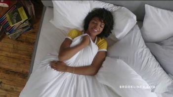 Brooklinen TV Spot, 'No Better Feeling: $20 Off' - Thumbnail 3