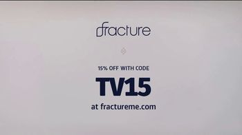 Fracture TV Spot, 'Not Just Another Frame: 15 Percent Off' - Thumbnail 9