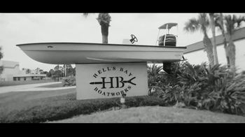 Hell's Bay Boatworks TV Spot, 'The Florida Everglades' - Thumbnail 7