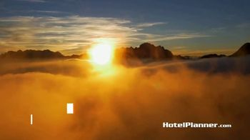 Hotelplanner.com TV Spot, 'Bringing People Together' Feat. Dylan Ratigan - Thumbnail 2