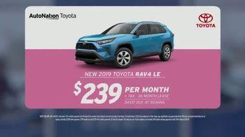 AutoNation Super Zero Event TV Spot, '2019 Toyota RAV4 LE' Song by Bonnie Tyler - Thumbnail 3