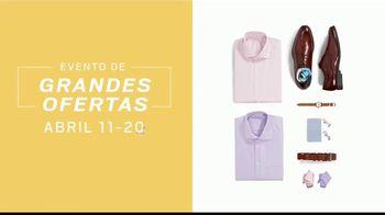 Men's Wearhouse Evento de Grandes Ofertas TV Spot, 'Ahora hasta la Pascua' [Spanish] - Thumbnail 7
