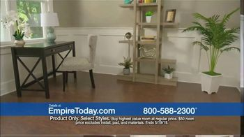 Empire Today $50 Room Sale TV Spot, 'Update Your Floors' - Thumbnail 5