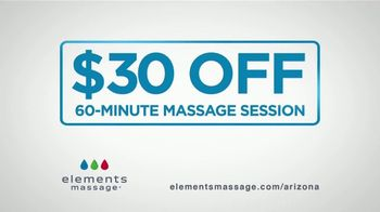 Elements Massage TV Spot, 'Need a Break' - Thumbnail 7