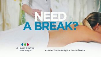 Elements Massage TV Spot, 'Need a Break'
