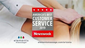Elements Massage TV Spot, 'Need a Break' - Thumbnail 3