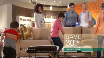 La-Z-Boy Super Saturday Sale TV Spot, 'Redesigned' - Thumbnail 7