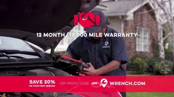 Wrench, Inc. TV Spot, 'Mobile Mechanics: Bring the Shop to You' - Thumbnail 6