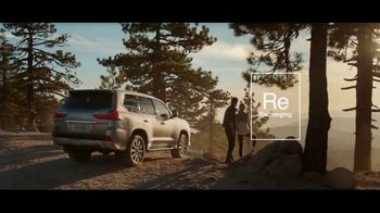 Lexus TV Spot, 'Elements' [T2]