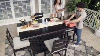 Ashley HomeStore One Day Sale TV Spot, 'Outdoor Tables' Song by Midnight Riot - Thumbnail 4
