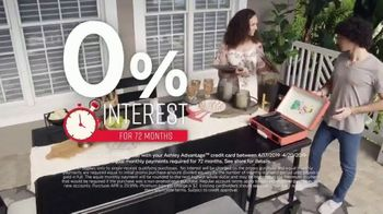 Ashley HomeStore One Day Sale TV Spot, 'Outdoor Tables' Song by Midnight Riot - Thumbnail 5