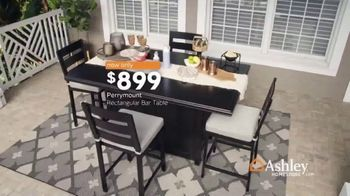 Ashley HomeStore One Day Sale TV Spot, 'Outdoor Tables' Song by Midnight Riot - Thumbnail 6