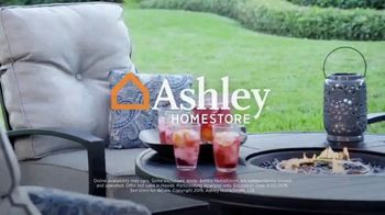 Ashley HomeStore One Day Sale TV Spot, 'Outdoor Tables' Song by Midnight Riot - Thumbnail 7