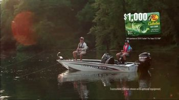 Tracker Boats TV Spot, 'Special Bonus: Gift Card' - Thumbnail 8