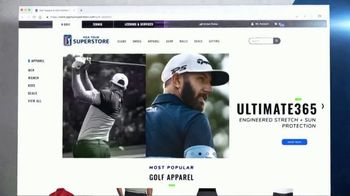 PGA TOUR Superstore TV Spot, 'This Season's Apparel' - Thumbnail 3