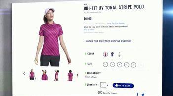 PGA TOUR Superstore TV Spot, 'This Season's Apparel' - Thumbnail 5