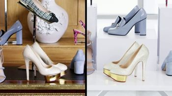 Century 21 Stores TV Spot, 'Who Bought It Best?: Platform Pumps' Song by Chair Model - Thumbnail 3