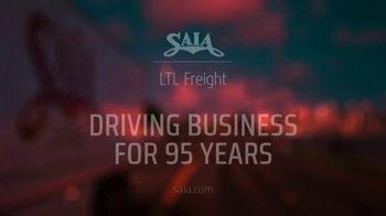Saia LTL Freight Shipping TV Spot, 'For 95 Years' - Thumbnail 9