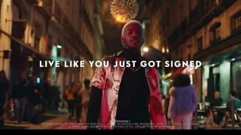 Grey Goose TV Spot, 'Live Victoriously: Signed' Song by Monteloco - Thumbnail 8