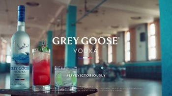 Grey Goose TV Spot, 'Live Victoriously: Drumming' - Thumbnail 5
