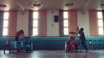 Grey Goose TV Spot, 'Live Victoriously: Drumming'