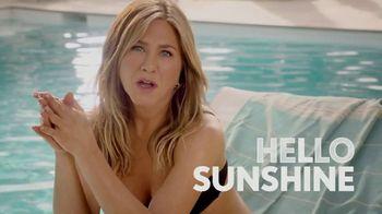 Aveeno Positively Mineral Sunscreen TV Spot, 'Hello Sunshine' Featuring Jennifer Aniston - Thumbnail 1