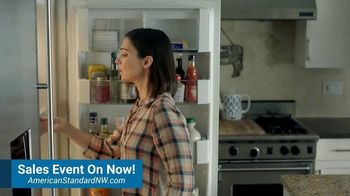 American Standard Set the Standard Sales Event TV Spot, 'Focus on the Problems That Matter' - Thumbnail 6