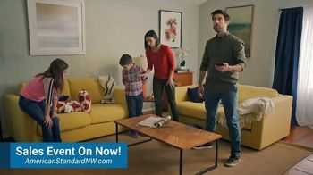 American Standard Set the Standard Sales Event TV Spot, 'Focus on the Problems That Matter' - Thumbnail 7