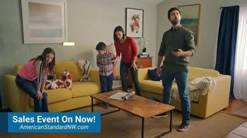 American Standard Set the Standard Sales Event TV Spot, 'Focus on the Problems That Matter' - Thumbnail 8