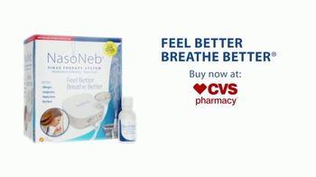NasoNeb Sinus Therapy System TV Spot, 'Fast Moments' - Thumbnail 9