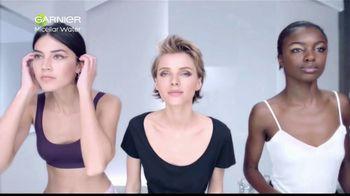 Garnier SkinActive Micellar Cleansing Water TV Spot, 'Limpieza reinventada' [Spanish] - Thumbnail 1